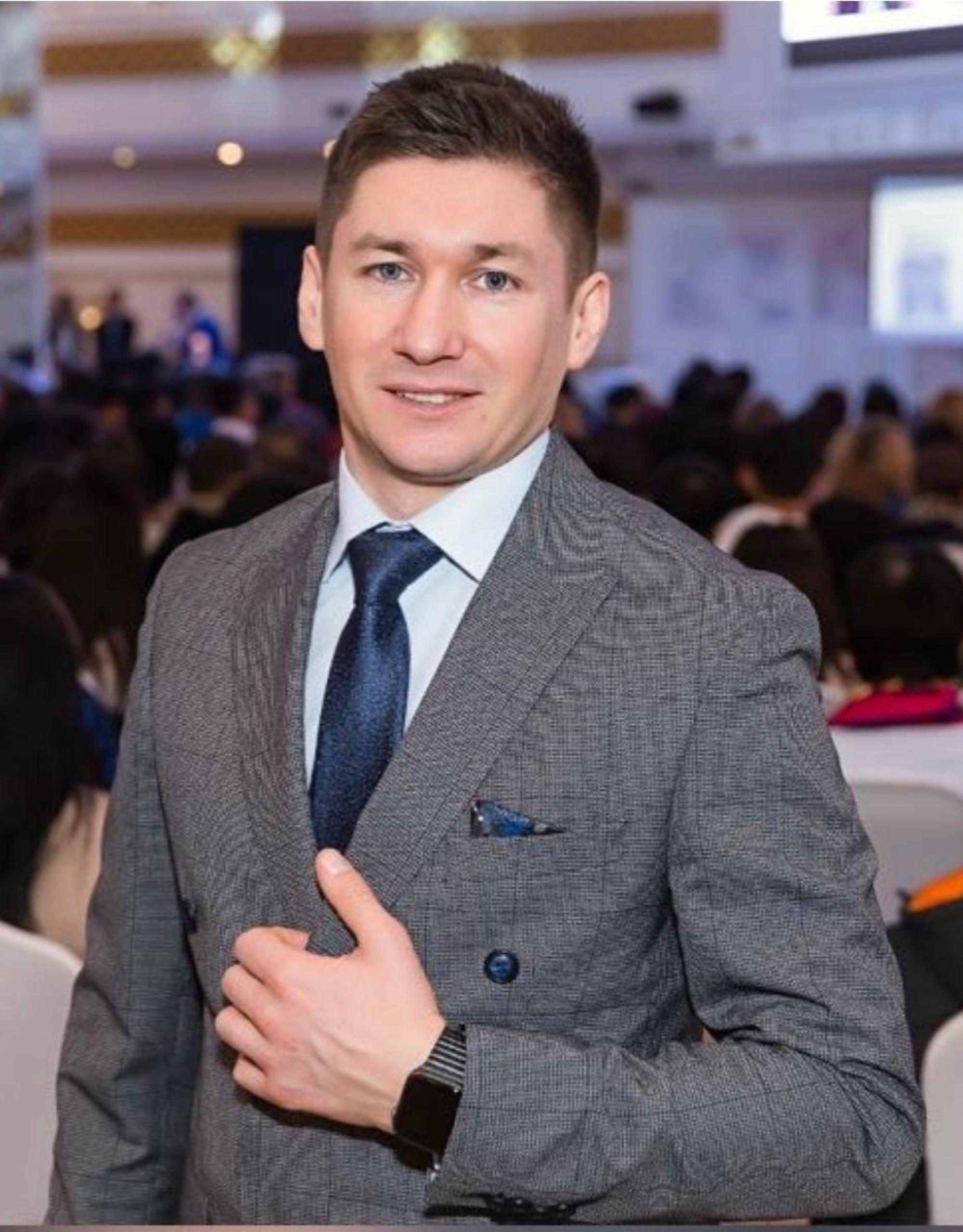 Сергей Алешко