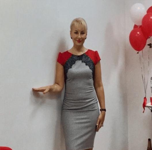 Ольга Белозерцева
